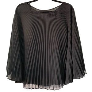 Laundry x Shelli Segal Pleated Top